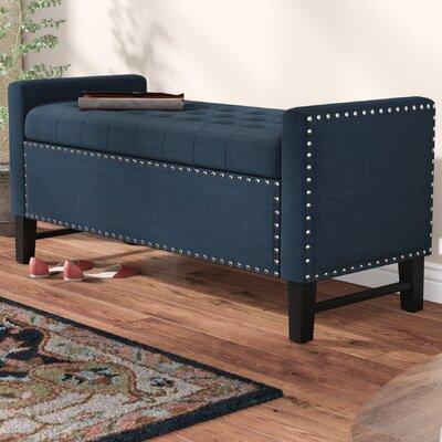 Lamothe Upholstered Storage Bench