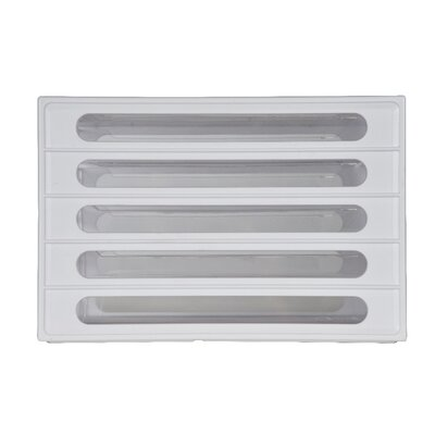 Keira L&S Office 4 Drawer Desktop Organizer