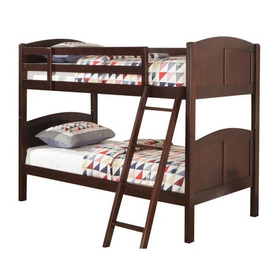 Barneveld Bunk Bed with Euro Glides Size: Twin/Twin