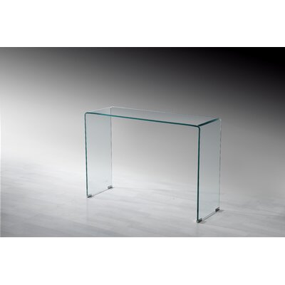 """Bamford Console Table Size: 30"""" H x 31"""" W x 14"""" D"""