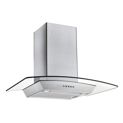 "30"" 750 CFM Convertible Wall Mount Range Hood"