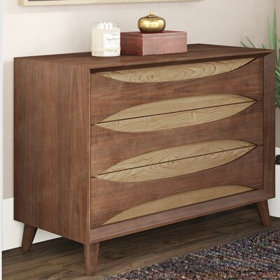 Jamal 3 Drawer Accent Chest