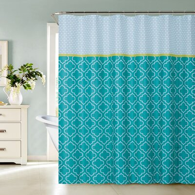 Bungalow Rose Cain Shower Curtain