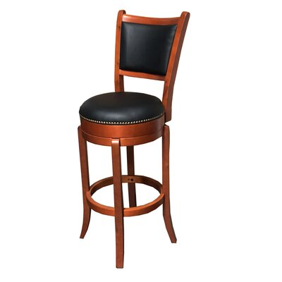 "Mcateer 30"" Swivel Bar Stool"