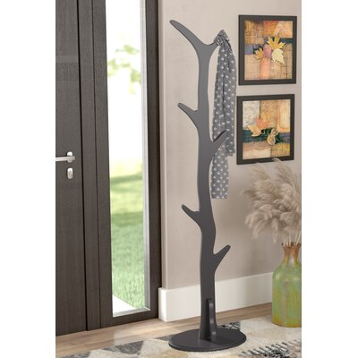 Woodland Park Coat Rack Finish: Black