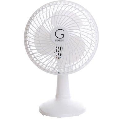 """6"""" Clip-On Table Fan"""