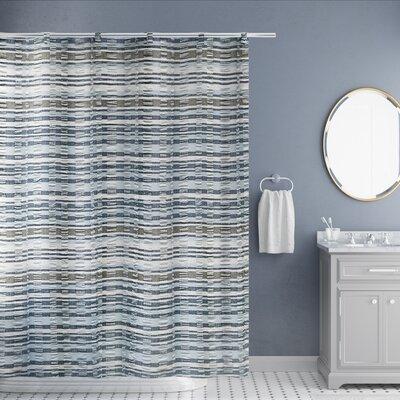 Douglas Forge Charisma Jaqcuard 100% Cotton Shower Curtain