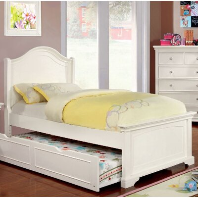 Wetzel Panel Bed Size: Twin