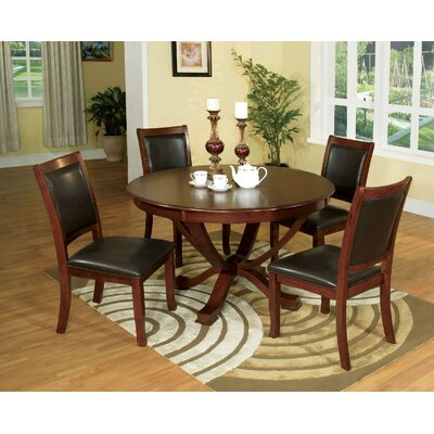 Ellert 5 Piece Dining Set