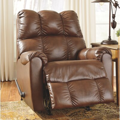 Ivanka Manual Rocker Recliner Upholstery: Canyon