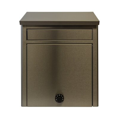 Winfield Kalos Locking Wall Mounted Mailbox
