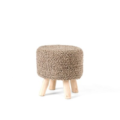 Goldstein Accent Stool Color: Charcoal