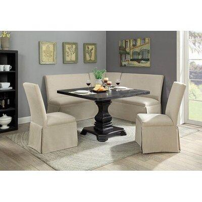 Cohen Upholstered Bench Upholstery: Beige