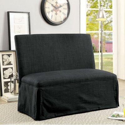 Cohen Upholstered Bench Upholstery: Dark Gray