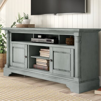 "Findlay 64"" TV Stand Color: Mineral Gray"