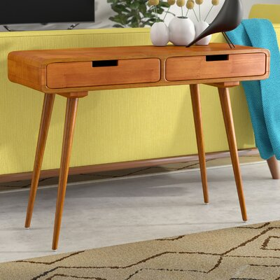 Daly Console Table Color: Natural