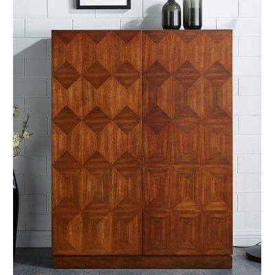 Workman 2 Door Accent Cabinet