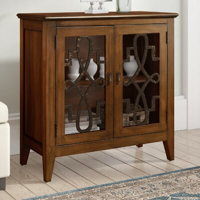Albinson 2 Door Accent Cabinet