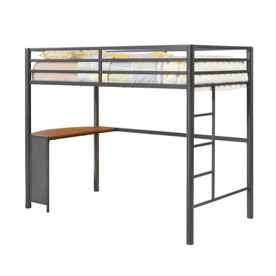 Cragmont Twin Workstation Loft Bed