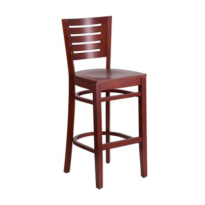 "Mauriello 29.25"" Bar Stool"