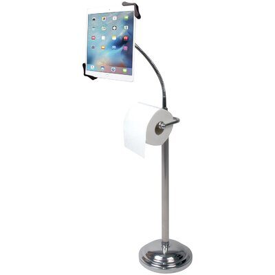 Tablet Pedestal Stand Security Wall Enclosure for Tablet Mounting System