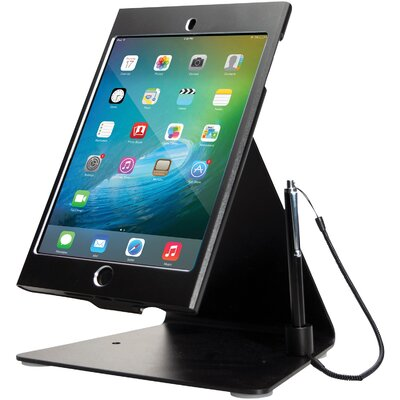 Desktop Anti-theft Ipad Mounting System Finish: Black