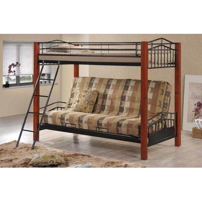 Adea Futon Twin Bunk Bed