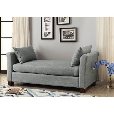 Osborn Bench Color: Gray
