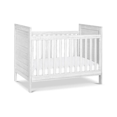 Fairway 3-in-1 Convertible Crib Color: White