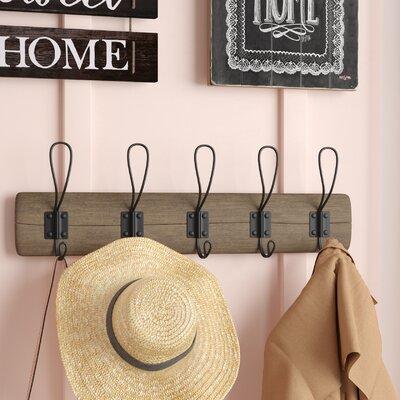 Hardin Reclaimed Wood Wall Hook