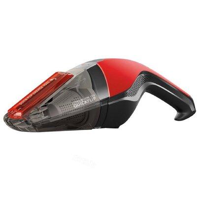 Quick Flip 12V Cordless Bagless Handheld Vacuum