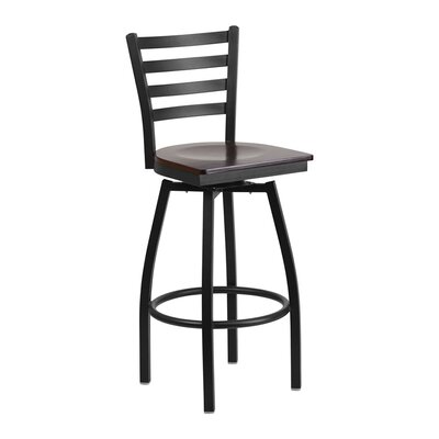 "St Judes 30.25"" Swivel Bar Stool"