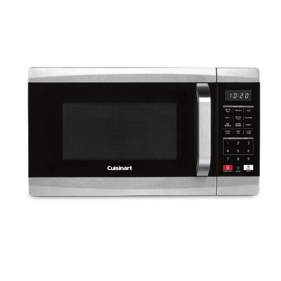 """Stainless 17 """" 0.7 cu. ft. Countertop Microwave"""