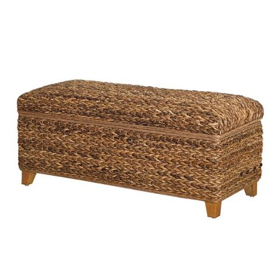 Corley Wood Storage Bench