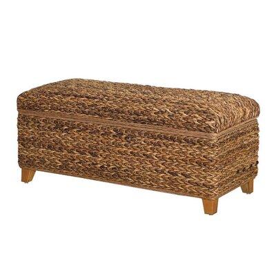 Corley Wood Storage Bench
