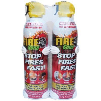 Suppressants With Bracket Fire Extinguisher