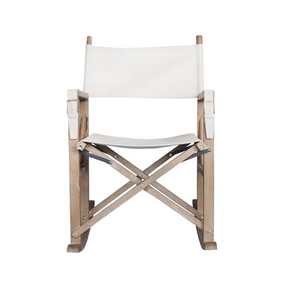 Hogue Foldable Rocking Chair