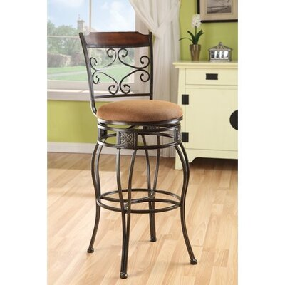 "Trimble 29"" Swivel Bar Stool"