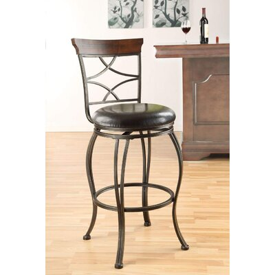 "Triplett 29"" Swivel Bar Stool"