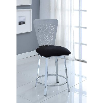 "Forrest 24"" Swivel Bar Stool"