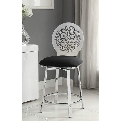 "Cristopher 24"" Swivel Bar Stool"