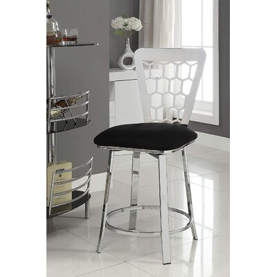 "Jonas 24"" Swivel Bar Stool"