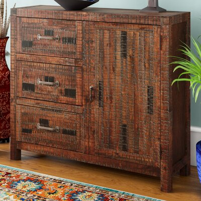 Didmarton 3 Drawer Accent Cabinet