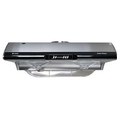 "36"" 750 CFM Ducted Under Cabinet Range Hood"