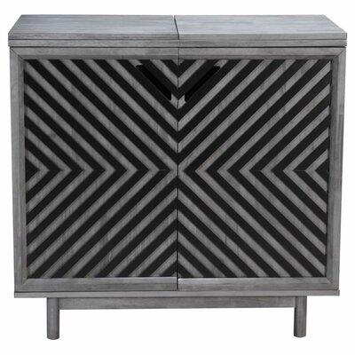 Brayden Studio Cates Bar Cabinet