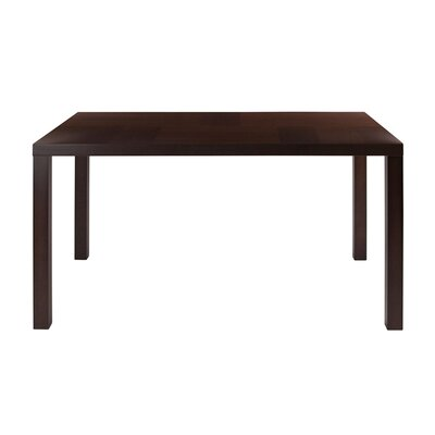 Spurlock Counter Height Dining Table Color: Espresso