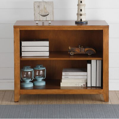 Congdon Standard Bookcase Color: Cherry Oak