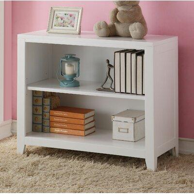 Congdon Standard Bookcase Color: White