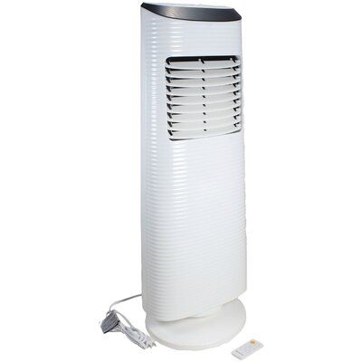 "Hybrid 36"" Oscillating Tower Fan"