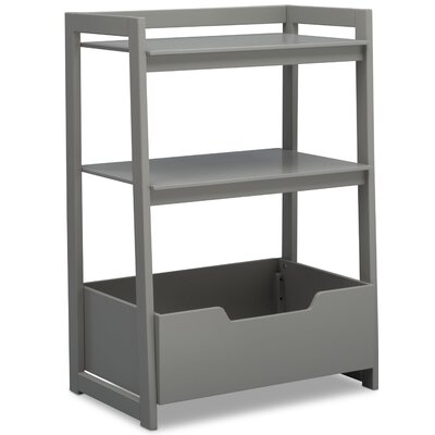 Standard Bookcase Color: Gray